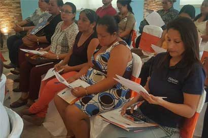 Más de 300 pymes de Guanacaste beneficiadas con fondo europeo para negocios