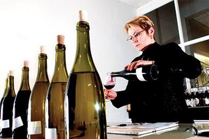 La producción de vinos franceses es la más baja en medio siglo