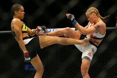 Fieras redentoras estarán en UFC 215