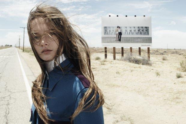 Calvin Klein lanza nueva campaña