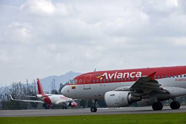 Avianca suspenderá vuelos a Venezuela en agosto