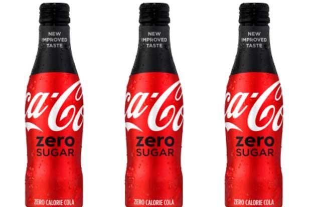 The Coca-Cola Co. se despide de Coca-Cola Zero