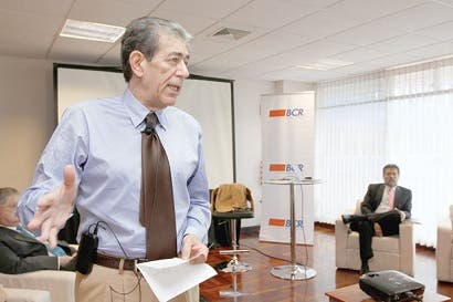 BCR suspende a Mario Barrenechea por tres meses