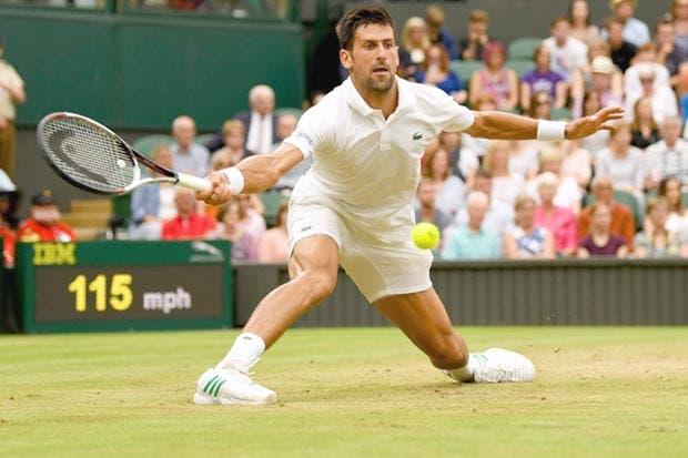Djokovic terminará el año fuera del top 10