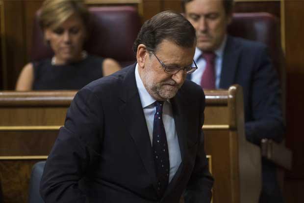 Presidente Rajoy responde en calidad de testigo ante tribunal — España
