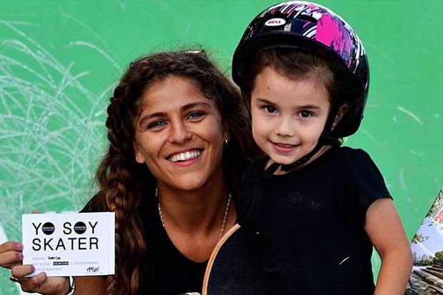 Skater argentina participará en actividad este fin de semana