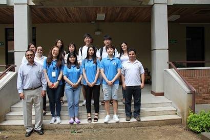 Coreanos desarrollan talleres y apps en la UTN