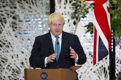 "Boris Johnson dice que postura de Trump con Putin es ""correcta"""