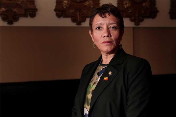 Viceministra de Gobernación niega relación con polémica campaña publicitaria