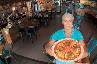 Pizza Pub: Un viaje entre Italia y California