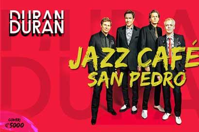 Especial de Duran Duran se disfrutará hoy en Jazz Café