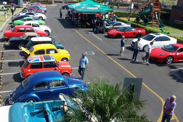 Autos de exhibición se reunirán en Heredia