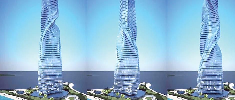 Futurismo desafía las construcciones de altura