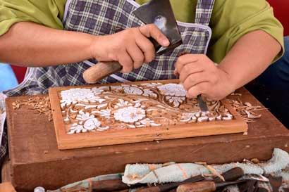 Certamen convoca a escultores y artesanos