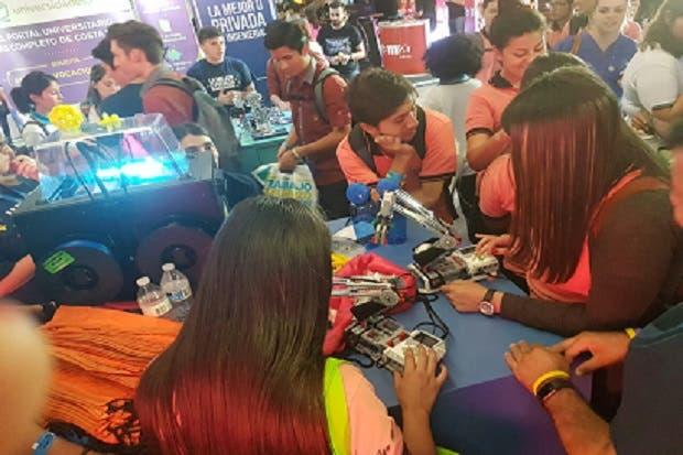 ExpoU recibió la visita de 7 mil estudiantes