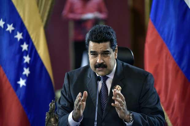 Maduro fue el primero en votar en Constituyente de Venezuela