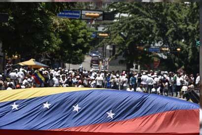 13 países contra Venezuela, seis aplicarán sanciones
