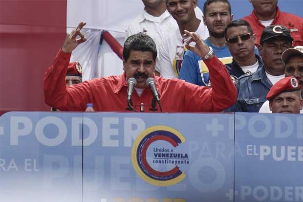 Asamblea Constituyente integrada por chavistas se instala en Venezuela