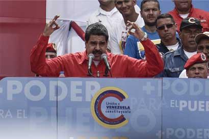 Asamblea Constituyente de Venezuela se instalaría el 3 de Agosto