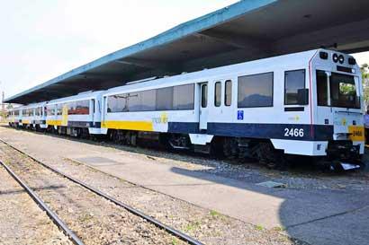 Tren a Cartago tendrá horario especial desde mañana