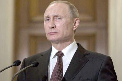 Putin espera que expulsión de diplomáticos sea fin de represalia