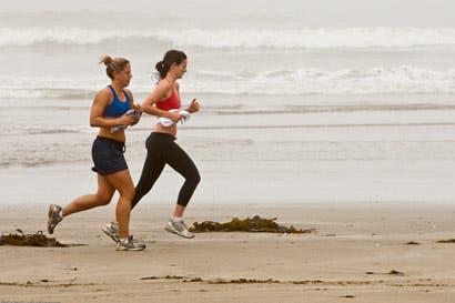Isla Caballo lo invita a carrera de trail running