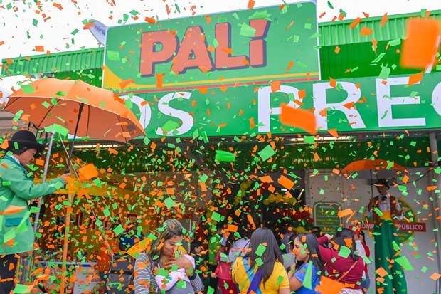 Palí invirtió $6,2 millones en sus últimas aperturas