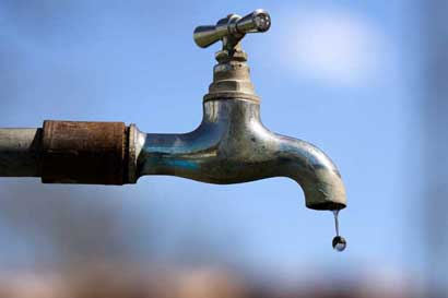 Moravia no tendrá agua el jueves