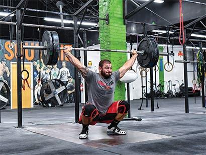 Los Hércules invadirán CrossFit Games