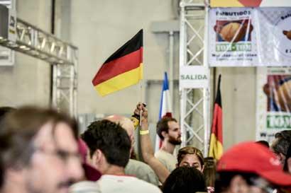 Feria celebrará a Alemania este fin de semana