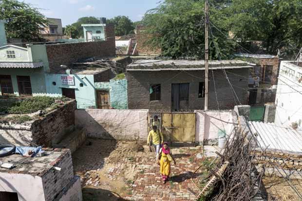 Laboratorios buscan pacientes en rincones remotos de la India