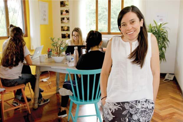 Bellelli Educación un co-working space familiar