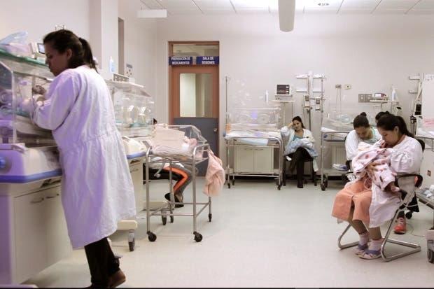 Hospital de la Mujer tendrá nueva sala para atención óptima de prematuros