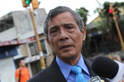Diputado llama a comparecencia a fiscal general Jorge Chavarría
