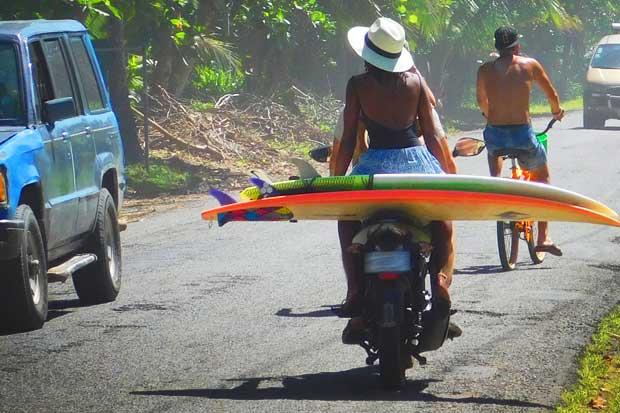 Mitad de fallecidos en carretera en julio viajaba en motocicleta
