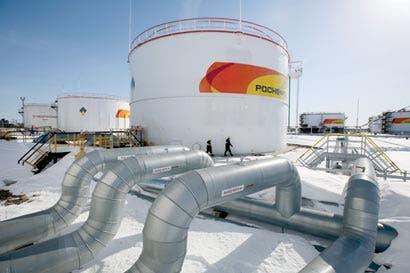 Gigante petrolero ruso presta apoyo al régimen venezolano
