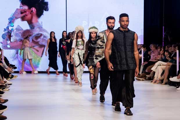 Universidad Creativa presentó diseños de estudiantes en el Mercedes Benz Fashion Week