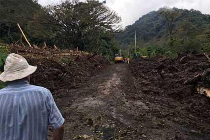 Alianza redujo en un año obras de reconstrucción prioritarias