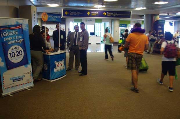 TSE facilitará empadronamiento desde el aeropuerto Juan Santamaría
