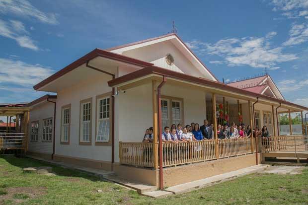 Inversión de ¢543 millones mejoró infraestructura de escuelas en Cartago