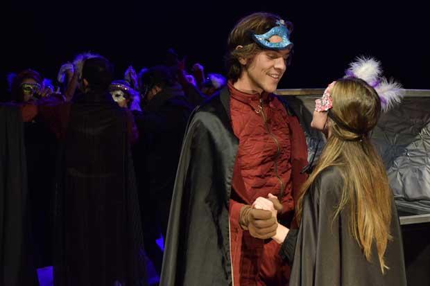 """Teatro de La Aduana presentará """"Romeo y Julieta"""""""