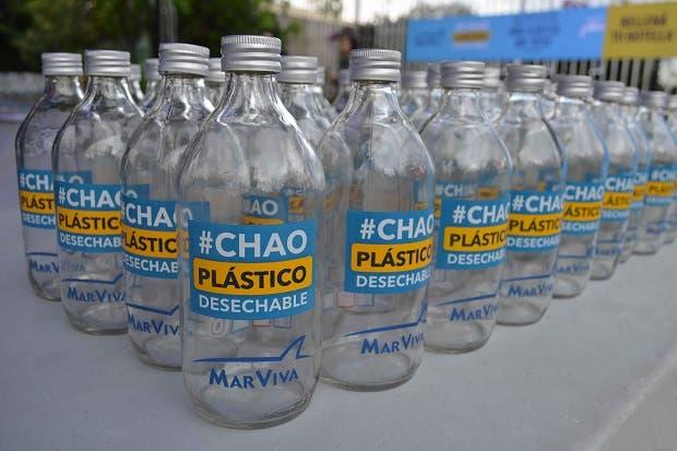 12 mil botellas de plástico no contaminarán mares gracias a campaña