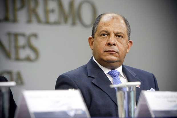 """Casa Presidencial: """"Situación fiscal no es un circo"""""""