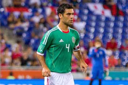 Futbolista Rafa Márquez relacionado con narcotráfico