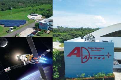 Ad Astra Rocket entra en año final de contrato con la NASA