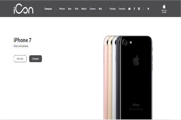 Clientes podrán adquirir iPhone, iPads y accesorios Apple en tienda online de iCon