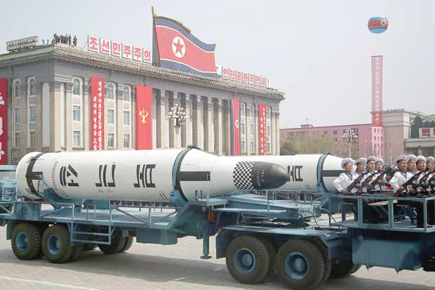 Aliados de EE.UU. en disputa norcoreana descartan amenaza de Trump