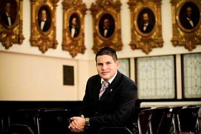 """Fabricio Alvarado: """"La presidencia de la República es una de las metas"""""""