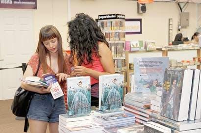 Feria del libro tendrá programación variada