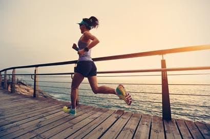 ¿Piensa salir a correr?... No tan rápido